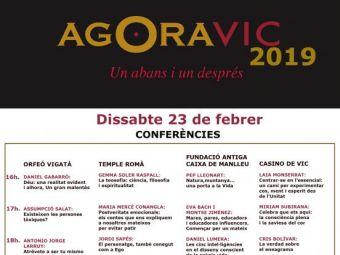Àgora Vic 2019