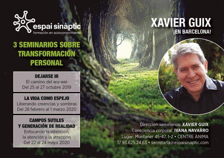 Flyer XGX BCN